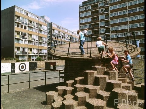 'The Brutalist Playground': Interview with Gary Colburn