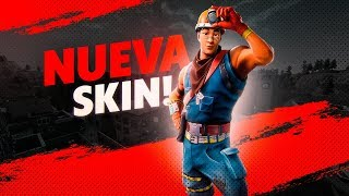 NEW SKIN *COLE* IN THE FORTNITE STORE!!