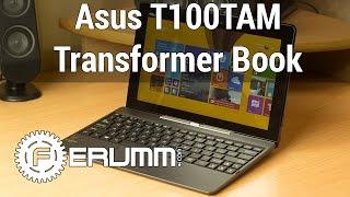 Asus Transformer Book T100TAM обзор. Все особенности  Asus Transformer Book T100TAM от FERUMM.COM