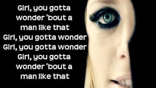 Gin Wigmore - Man Like That Lyrics.