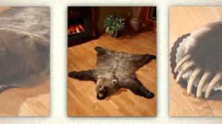 Bear Skin Rugs from Bear Skin World