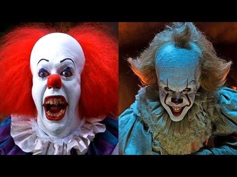 All IT Movie Trailers (1990-2019) HD