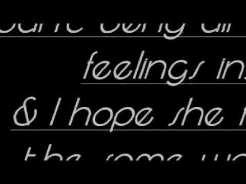 Jet Black Stare - I Won't Let Go Lyrics. - YouTube