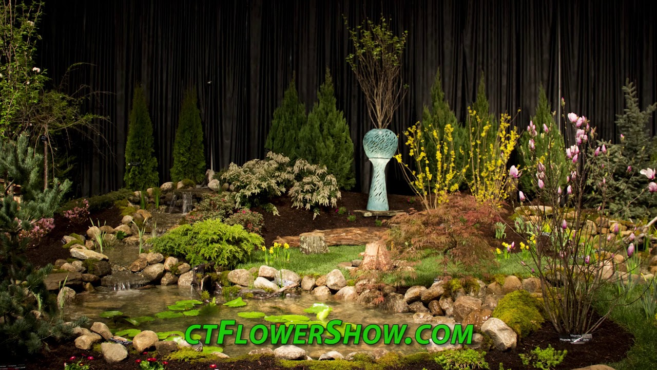North East Expos: 2018 CT Flower & Garden Show (:30) - YouTube