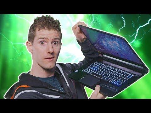 Acer's CRAZY Thin RTX Gaming Machine - Predator Triton 500 Live Showcase