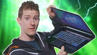 Acer's CRAZY Thin RTX Gaming Machine - Predator Triton 500 Live Showcase