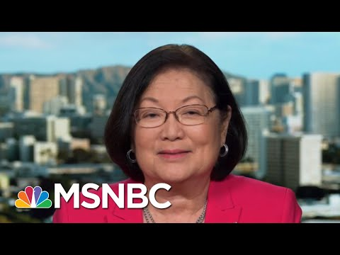 "Senator Mazie Hirono On Robert Mueller Report: ""There's More To Come"" 