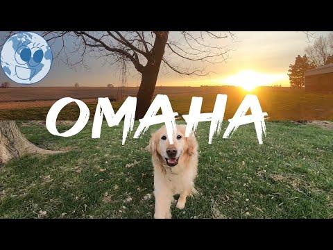 OMAHA! Visiting Americans, Downtown and University of Nebraska at Omaha