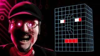 AI Creates a Nostalgia Critic EPIC MINECRAFT ADVENTURE