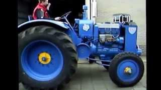 Sift TL4 60hp tractor tracteur