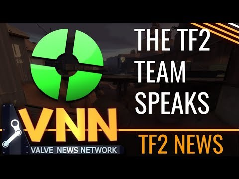 TF2 Team Speaks About the Update