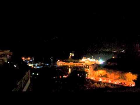 Mġarr Harbour   Time Lapse