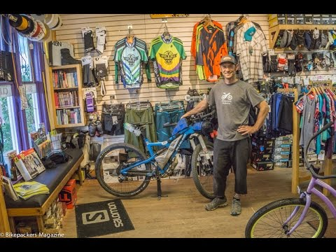 Jefe Branham Talks Bikepacking