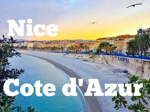 Nice & Cote d'Azur Travel Guide & Vacation Tips