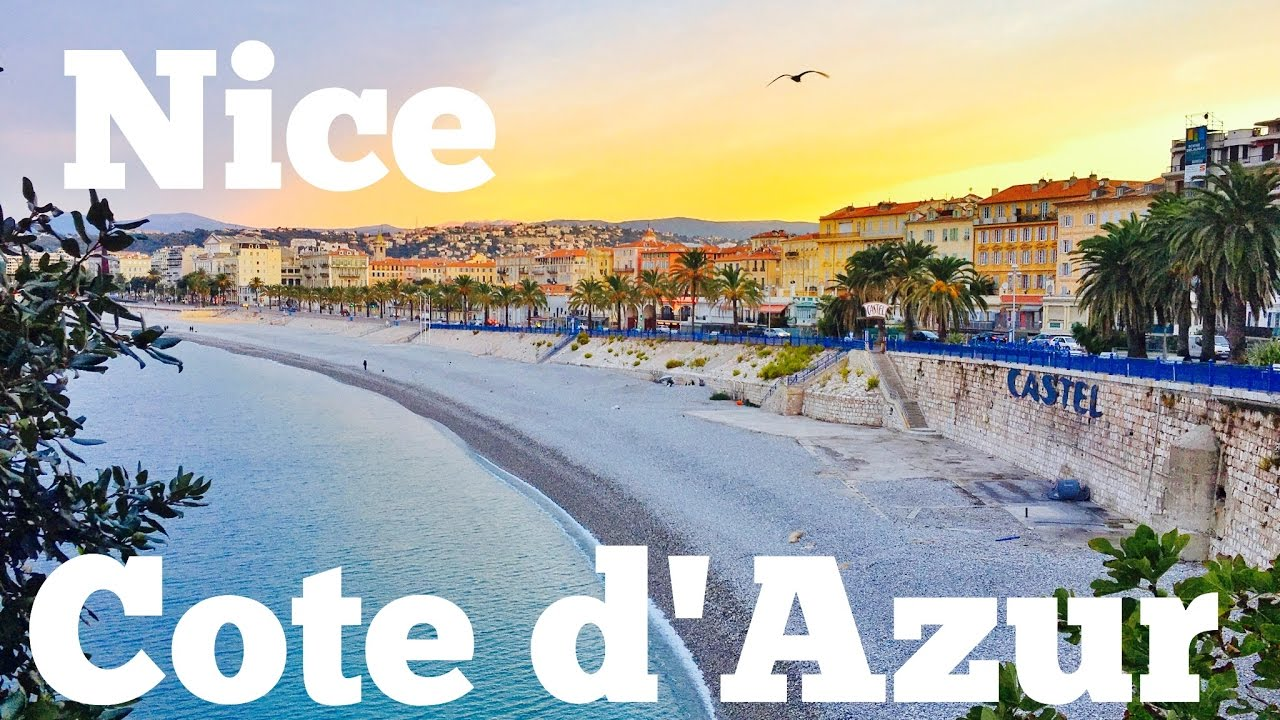 things to do in nice france travel advice for your next visit to the cote d 39 azur youtube. Black Bedroom Furniture Sets. Home Design Ideas