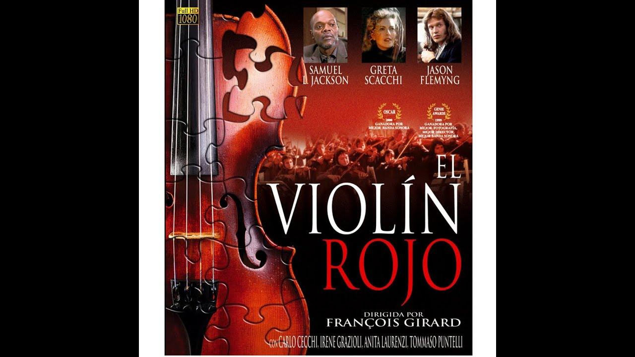 el violin rojo torrent