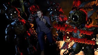 - SFM FNAF The Wolf SIAMS We are your creation