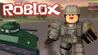 [ROBLOX] I REJOINS THE ARMY!