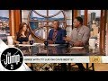 Tyronn Lue has named his Cavs best five, and Paul Pierce and Tracy McGrady agree | The Jump | ESPN
