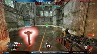 Cypher vs. VengeurR (Final, Quake Open League #9 EU) – Quake Champions