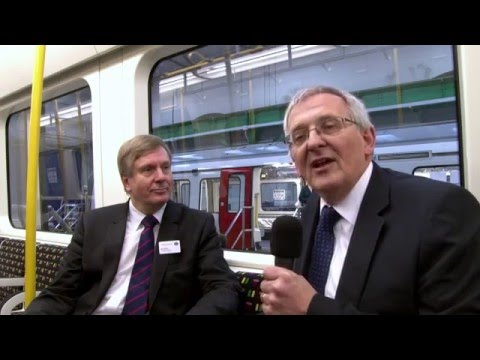 Interview with Nick Brown, Managing Director, Rail and Underground, Transport for London