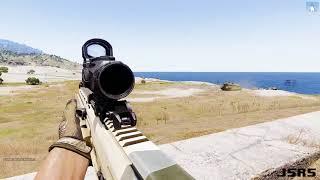 Arma 3 - The Battle for St  Agnes (SP/MCC/Zeus)