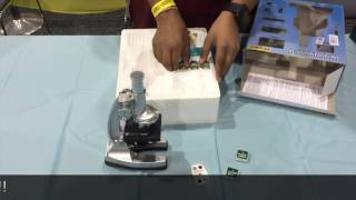 Microscope Unboxing