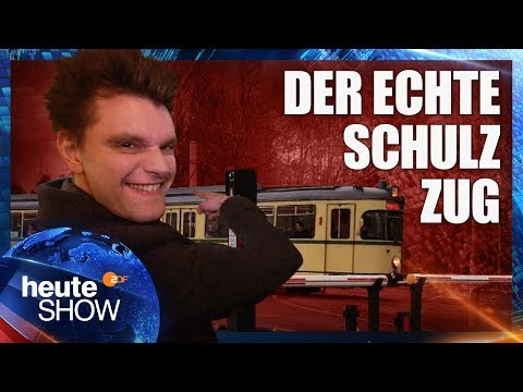 Geht die SPD in eine neue Groko? Lutz van der Horst befragt die Basis   heute-show vom 24.11.2017