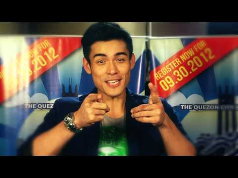 Xian Lim Supports 09.30.2012 Run, Ride & Roll for the Pasig River