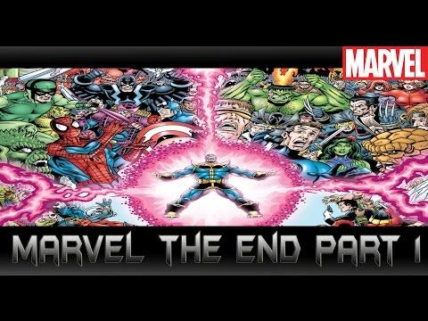 พลังใหม่ที่ไร้ขีดจำกัด[ Marvel The End  Part 1]comic world daily
