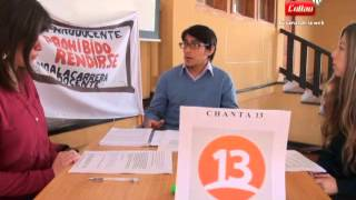 JAIME GAJARDO EN CHANTA 13