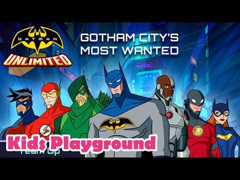 Batman Unlimited - Gotham City's Most Wanted - StoryToys Entertainment Limited