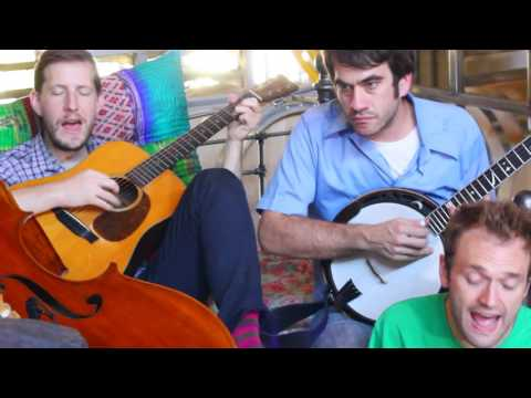 Punch Brothers perform