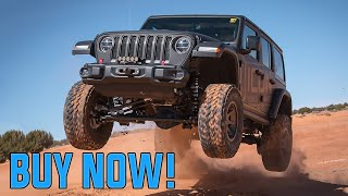 Forget the New Bronco, buy a Jeep JL!