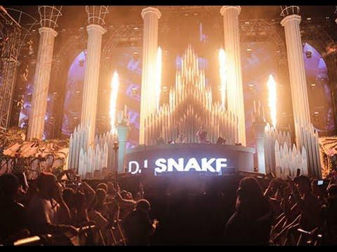 DJ Snake @ EDC Las Vegas 2014
