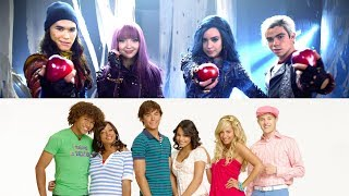 Mashup Hsm X Descendants What Time Is It Time To Be Wicked.mp3