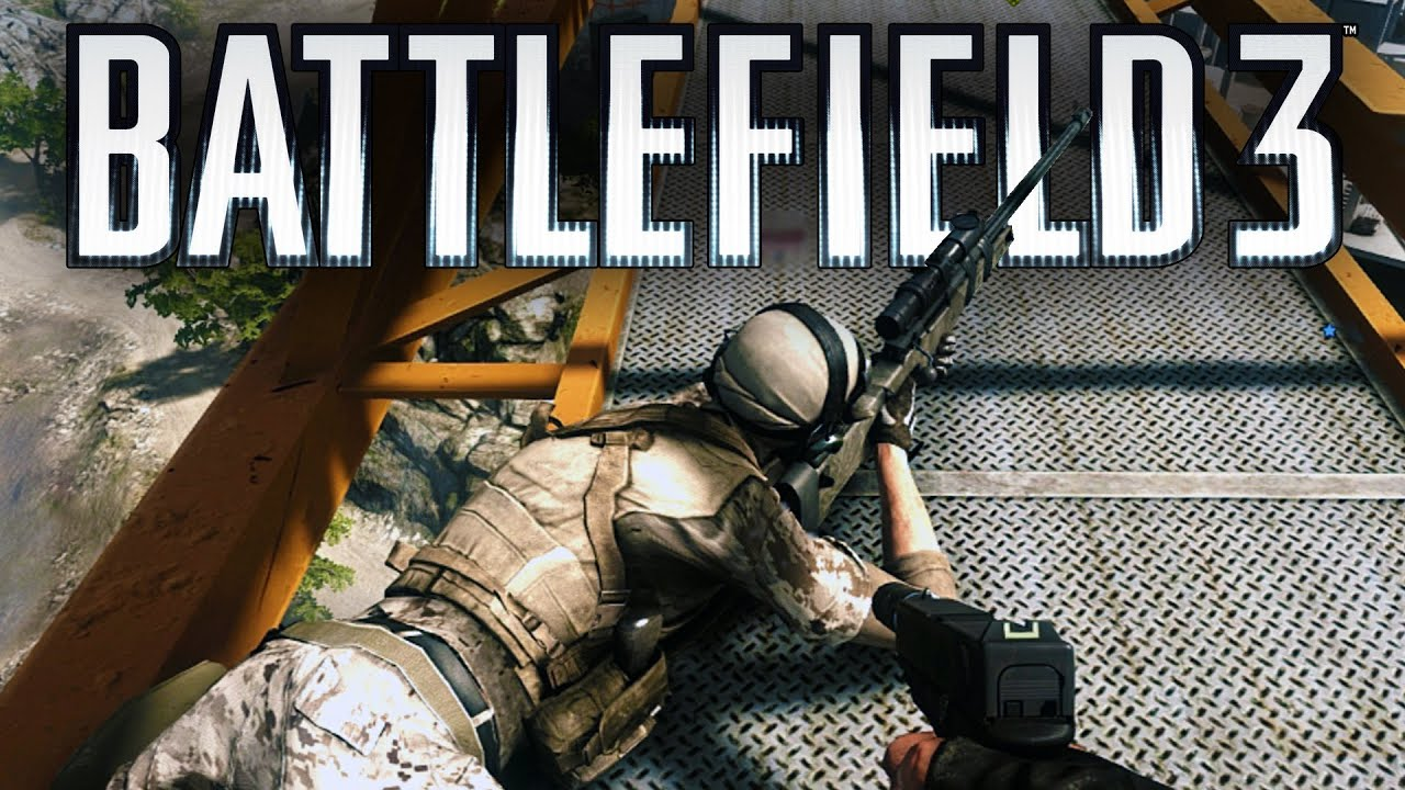 Battlefield 3 Multiplayer Funny Gameplay Moments! (Trolling Snipers &  Having Lols!) - Razer Giveaway