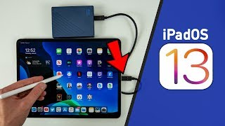 iOS 13 on iPad - 20+ Best New Features \u0026 Changes in iPadOS 13!