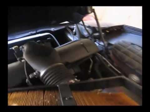 Corvette Stock Air Filter Replacement 1997 2004 C5 Amp Z06