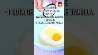 🌈✨Donitas arcoíris, puedes ver la receta completa y mejor explicada en mi canal de YouTube 💕
