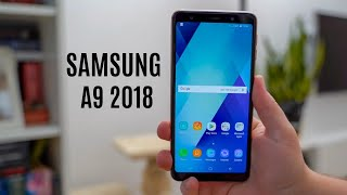 Samsung Galaxy A9 2018 Launched | Specification,Price Full Details In Hindi | Techno Rohit |