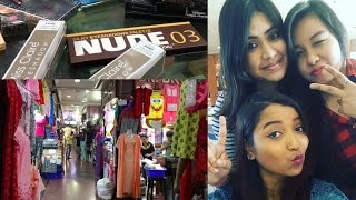 Kolkata Street Shopping | Style on budget haul | Emami & BK market | Beauty infinite Jyotijiya love