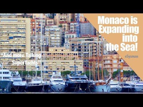 Monaco is expanding into the Sea!