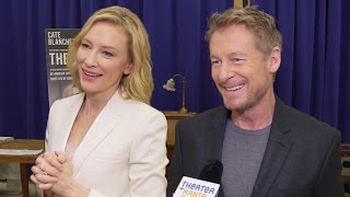 Cate Blanchett Brings The Present to Broadway