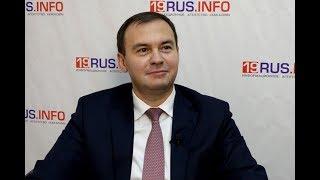 Юрий Афонин о празднике Великого октября и налогах для регионов