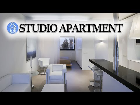 💗 100 Small Studio Apartments With Beautiful Design – Best Decorating Ideas