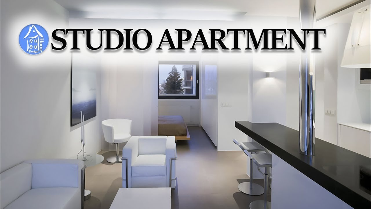 100 Small Studio Apartments With Beautiful Design Best Decorating Ideas