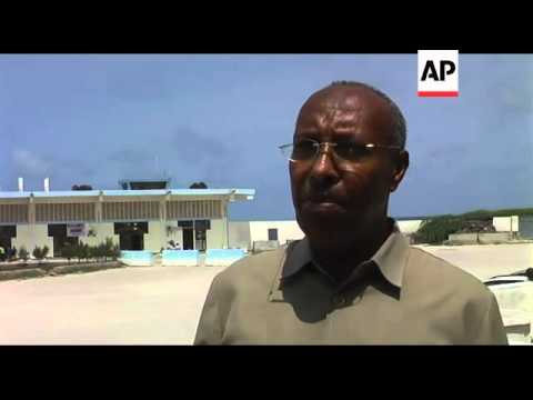 Aid arriving in Somalia, UN intv on humanitarian situation in Kenya