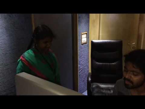 GV Prakash Teaching Session For Jyothi | Blind Girl | Music Director GV Prakash Kumar