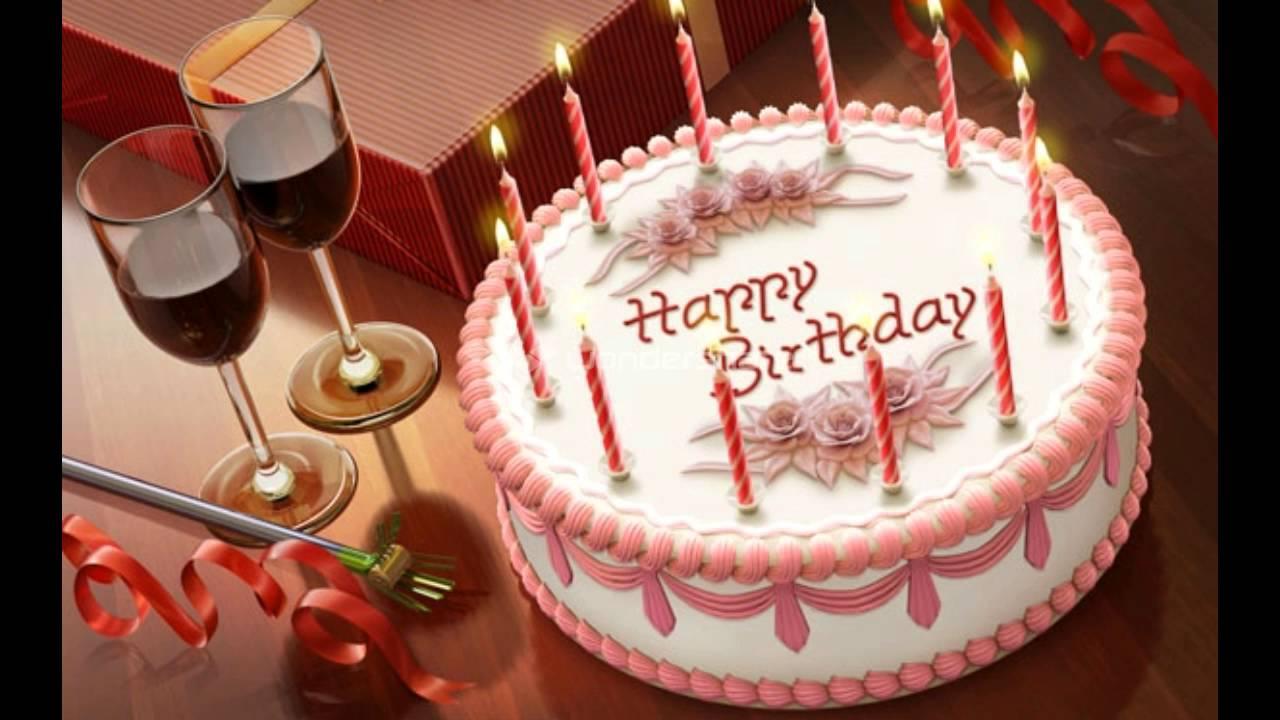 عيد ميلاد سعيد حبيبتي Hbq Youtube